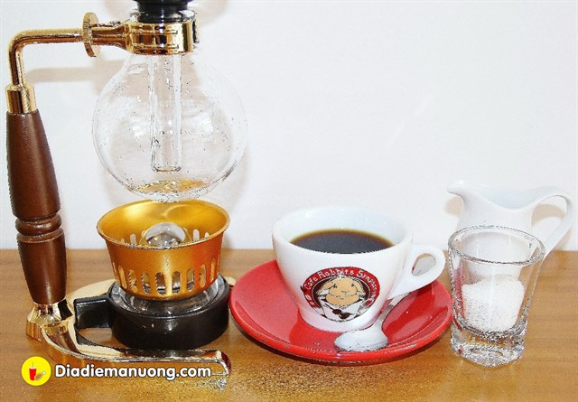 Siphon Cafe