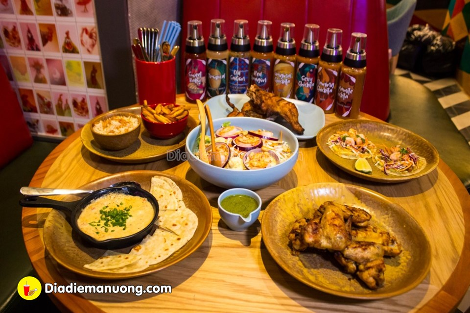 Chickita - Flame Grilled Chicken - Vincom Center Đồng Khởi