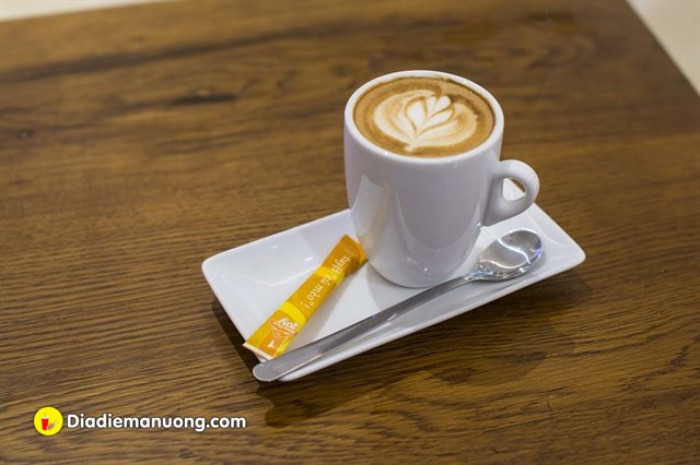 Maryline Coffee Shop - Pearl Plaza