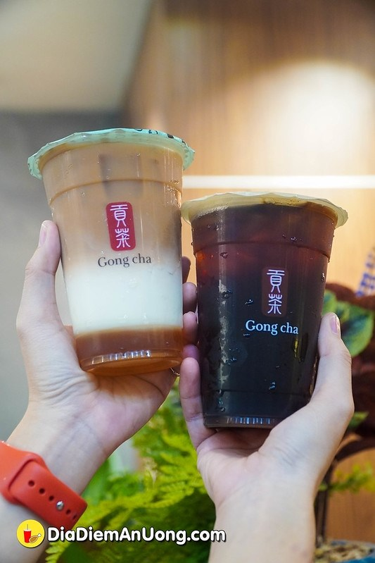 Gong Cha - The Emporium