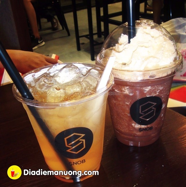 SNOB Coffee - Bingsu