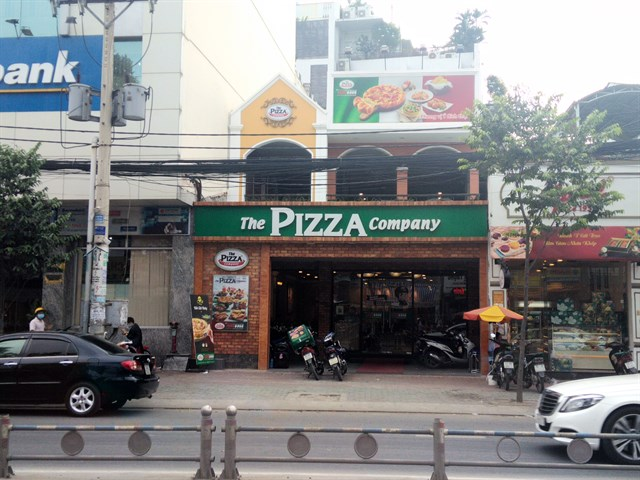 The Pizza Company - Phạm Hùng