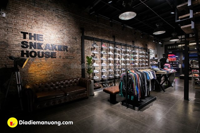 The Sneaker House
