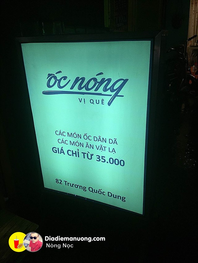 oc bar voi huong vi chan chat thon que - anh 2