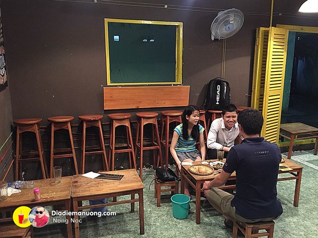 oc bar voi huong vi chan chat thon que - anh 4