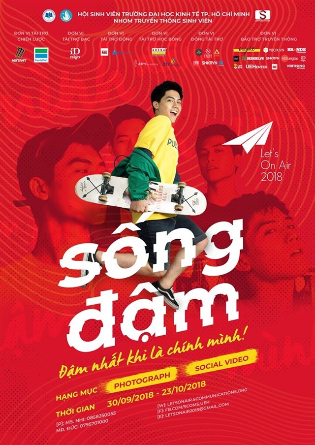 let's on air 2018   song dam - dam nhat khi la chinh minh! - anh 1