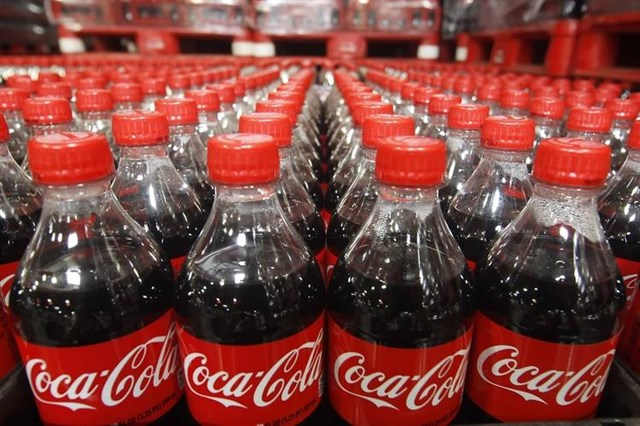chat gay ung thu trong coca cola