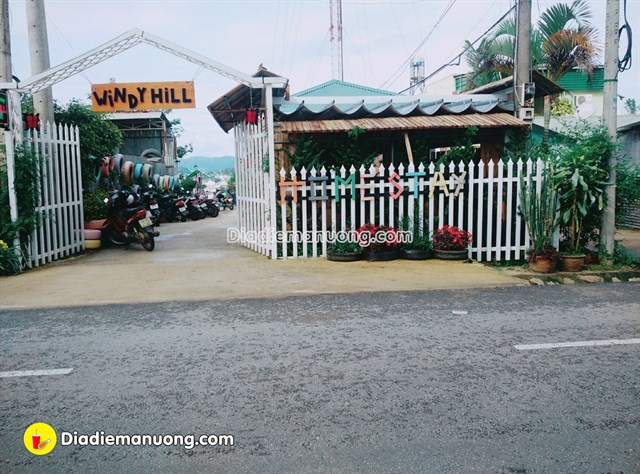 Windy hill coffe and homestay